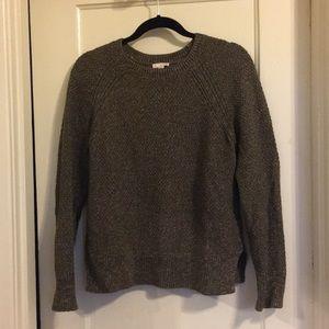 Gap Olive Knit Sweater